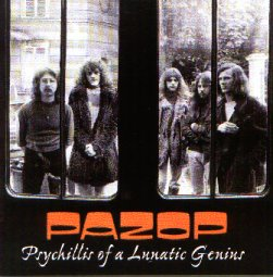 Pazop - Psychillis of a Lunatic Genius